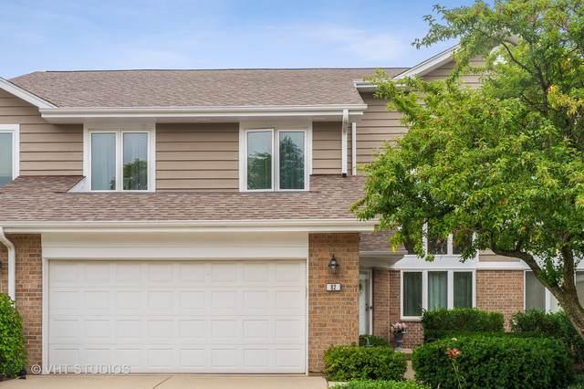 82 Woodstone Drive, Buffalo Grove, IL 60089 (MLS #10507204) :: Baz Realty Network | Keller Williams Elite