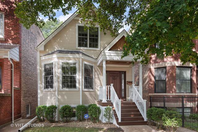 3324 N Claremont Avenue, Chicago, IL 60618 (MLS #10507981) :: John Lyons Real Estate