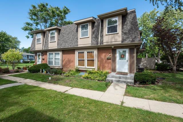 626 Newton Court, Schaumburg, IL 60193 (MLS #10510997) :: John Lyons Real Estate
