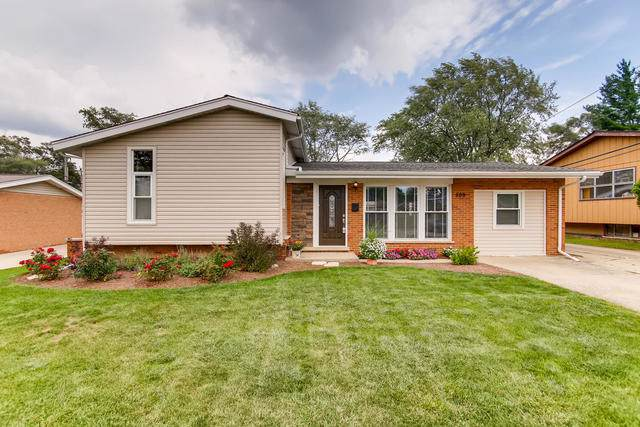 809 Chase Lane, Lombard, IL 60148 (MLS #10512647) :: Baz Realty Network | Keller Williams Elite
