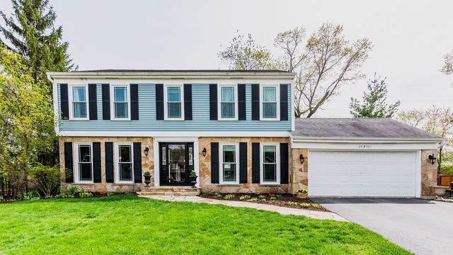 25W731 White Birch Lane, Wheaton, IL 60189 (MLS #10513067) :: Berkshire Hathaway HomeServices Snyder Real Estate