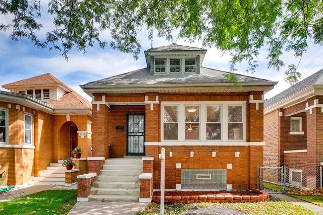 5323 S Sawyer Avenue, Chicago, IL 60632 (MLS #10513091) :: The Perotti Group   Compass Real Estate