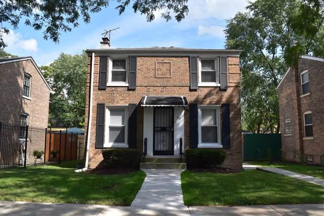7327 S Talman Avenue, Chicago, IL 60629 (MLS #10513166) :: Touchstone Group
