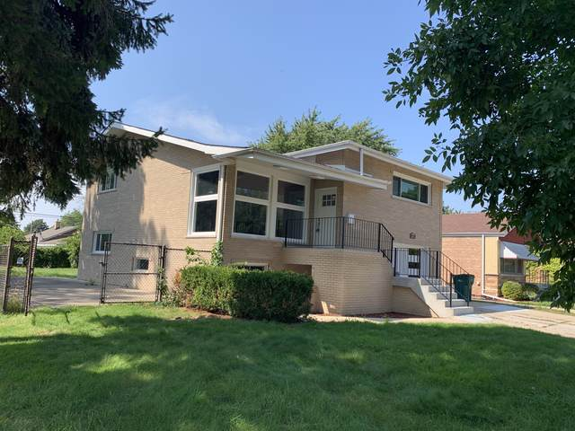 8728 S Fairfield Avenue, Evergreen Park, IL 60805 (MLS #10513261) :: The Perotti Group | Compass Real Estate