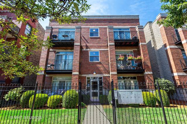 4908 S Vincennes Avenue #3, Chicago, IL 60615 (MLS #10513557) :: Baz Realty Network | Keller Williams Elite