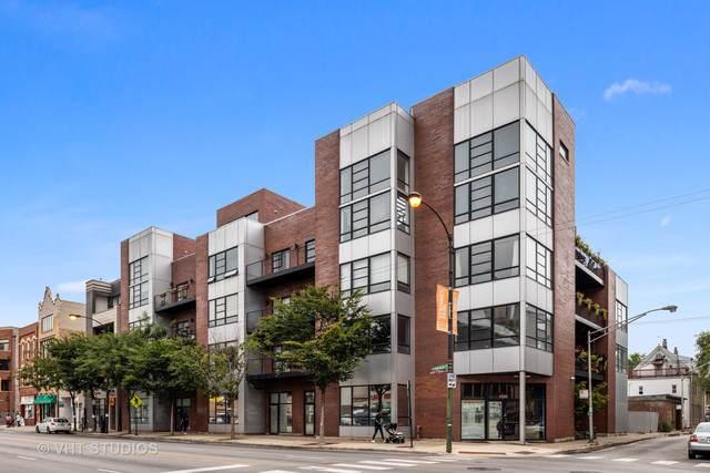 808 N Greenview Avenue 4C, Chicago, IL 60642 (MLS #10514066) :: Baz Realty Network | Keller Williams Elite