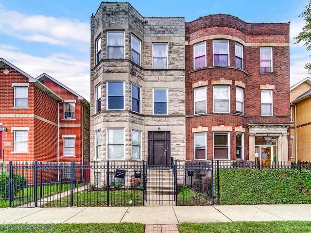 3540 S Prairie Avenue #3, Chicago, IL 60653 (MLS #10514082) :: Ani Real Estate