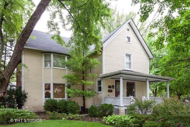 203 W North Street, Hinsdale, IL 60521 (MLS #10514193) :: John Lyons Real Estate