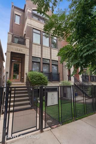 1505 W Walton Street #3, Chicago, IL 60642 (MLS #10514754) :: Baz Realty Network | Keller Williams Elite