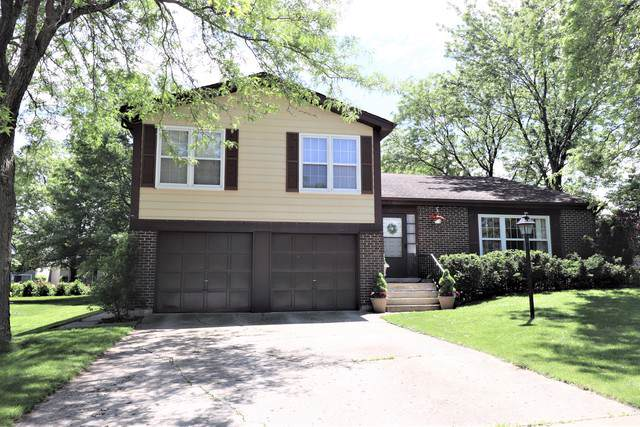 142 Greenway Drive, Bloomingdale, IL 60108 (MLS #10515388) :: Littlefield Group