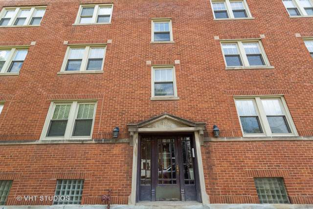 4234 N Campbell Avenue #2, Chicago, IL 60618 (MLS #10515561) :: Touchstone Group