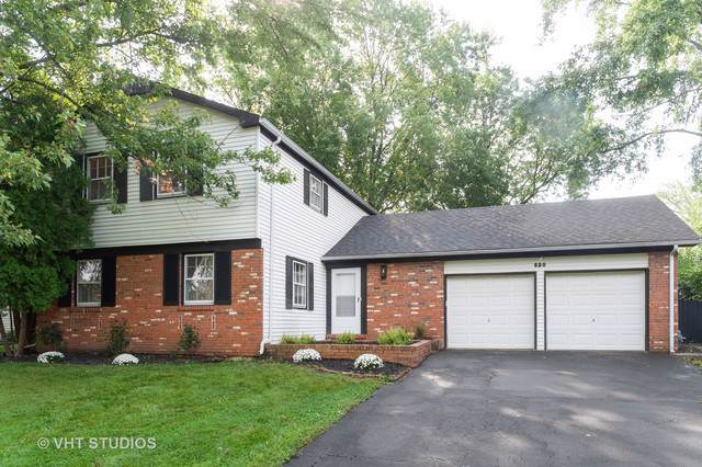 820 Twisted Oak Lane, Buffalo Grove, IL 60089 (MLS #10515676) :: Baz Realty Network | Keller Williams Elite