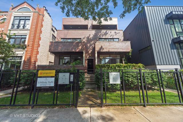 2020 W Iowa Street 3E, Chicago, IL 60622 (MLS #10515744) :: Property Consultants Realty