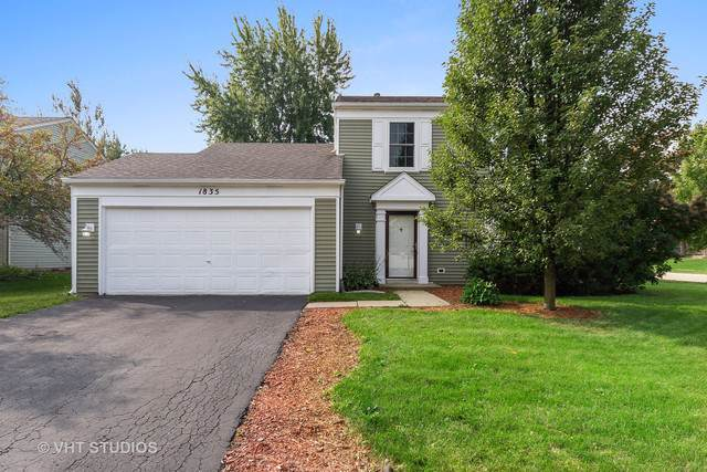 1835 St. Andrews Circle, Elgin, IL 60123 (MLS #10515842) :: Property Consultants Realty