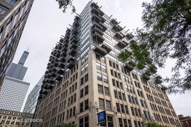 565 W Quincy Street #1115, Chicago, IL 60661 (MLS #10515847) :: Baz Realty Network | Keller Williams Elite