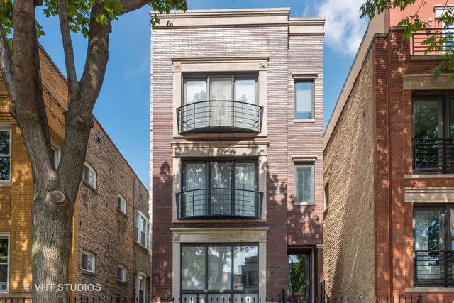 2516 W Iowa Street #3, Chicago, IL 60622 (MLS #10515866) :: Property Consultants Realty