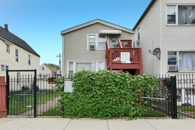 4742-44 S Throop Street, Chicago, IL 60609 (MLS #10516031) :: Touchstone Group