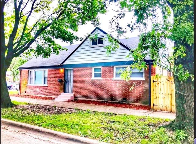 4500 S Lavergne Avenue, Chicago, IL 60638 (MLS #10516234) :: The Perotti Group | Compass Real Estate