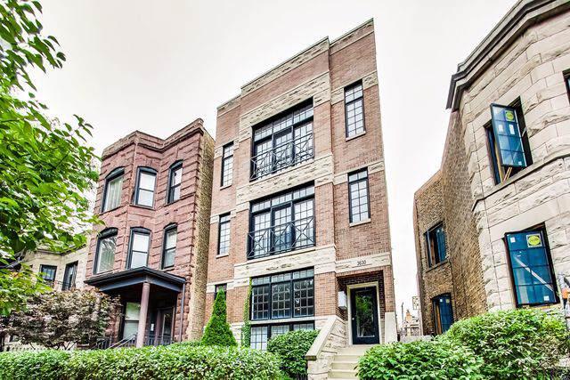 3630 N Magnolia Avenue #3, Chicago, IL 60613 (MLS #10516374) :: Baz Realty Network | Keller Williams Elite