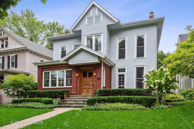640 Judson Avenue, Evanston, IL 60202 (MLS #10517394) :: BNRealty