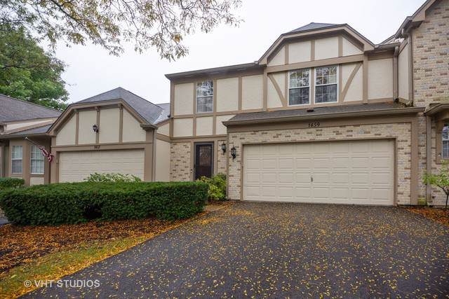 1459 Garnet Circle, Hoffman Estates, IL 60192 (MLS #10517570) :: Ani Real Estate