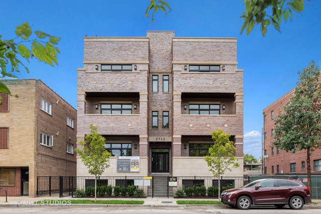 2712 W Montrose Avenue 1W, Chicago, IL 60618 (MLS #10517839) :: Property Consultants Realty