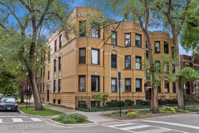 2053 W Cortez Street 3C, Chicago, IL 60622 (MLS #10518206) :: Property Consultants Realty
