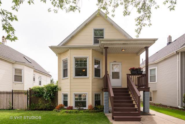 4821 W Grace Street, Chicago, IL 60641 (MLS #10518223) :: Property Consultants Realty