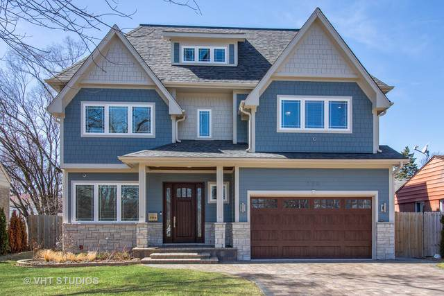 706 Justina Street, Hinsdale, IL 60521 (MLS #10518680) :: Ryan Dallas Real Estate