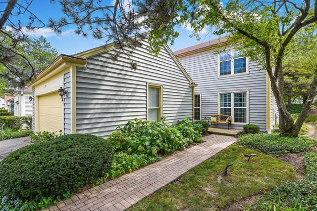 12 The Court Of Stone Creek, Northbrook, IL 60062 (MLS #10519396) :: Helen Oliveri Real Estate