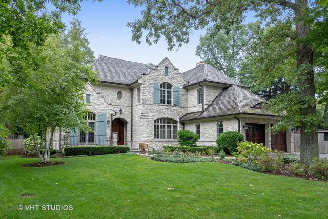 241 Harbor Street, Glencoe, IL 60022 (MLS #10520853) :: John Lyons Real Estate