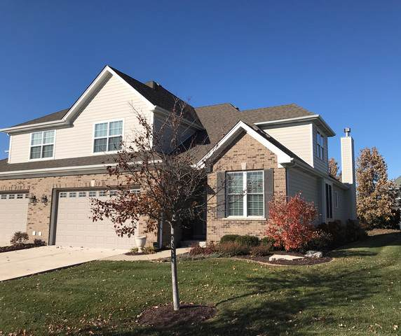 2793 Nicole Circle, Aurora, IL 60502 (MLS #10521091) :: Property Consultants Realty