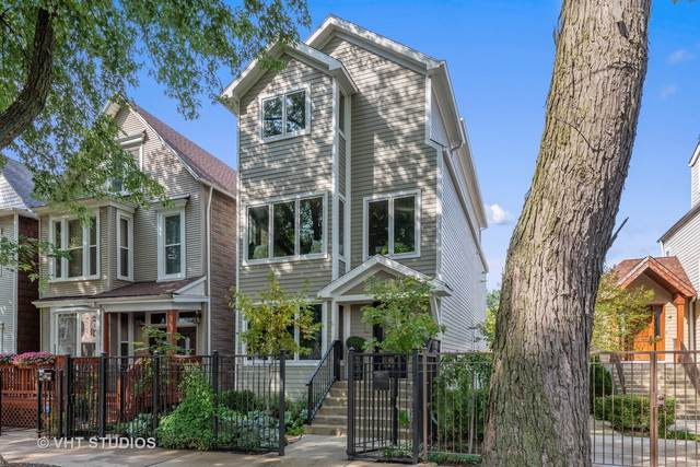 2160 N Maplewood Avenue, Chicago, IL 60647 (MLS #10521945) :: Property Consultants Realty