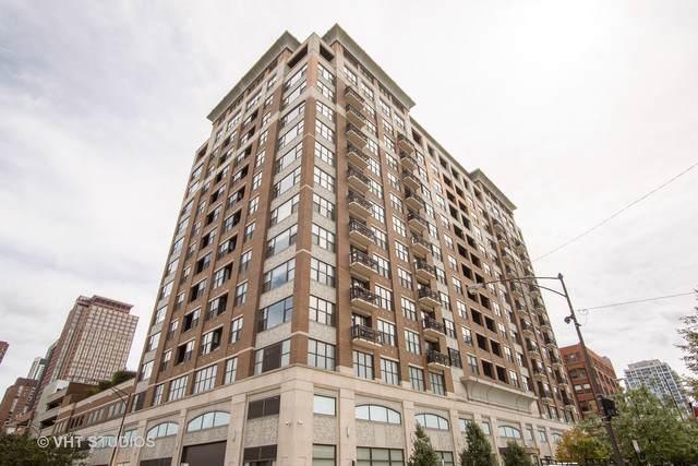 849 N Franklin Street #1117, Chicago, IL 60610 (MLS #10522196) :: Ani Real Estate