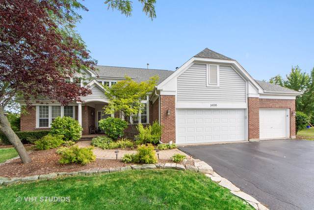 14335 Spring Meadow Court, Green Oaks, IL 60048 (MLS #10523068) :: Berkshire Hathaway HomeServices Snyder Real Estate