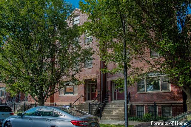 1346 W George Street T, Chicago, IL 60657 (MLS #10523667) :: Property Consultants Realty