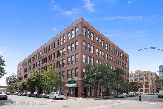 400 S Green Street #308, Chicago, IL 60607 (MLS #10524260) :: Baz Realty Network | Keller Williams Elite