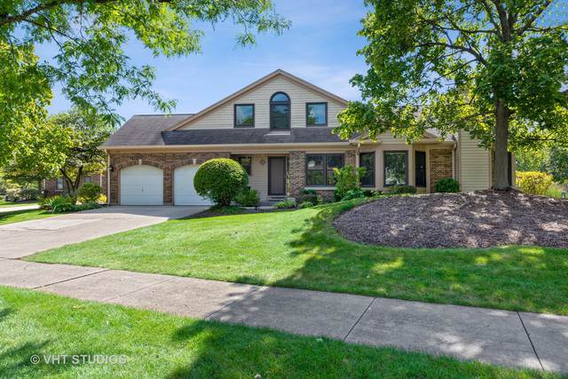 371 Satinwood Terrace, Buffalo Grove, IL 60089 (MLS #10525278) :: Baz Realty Network   Keller Williams Elite