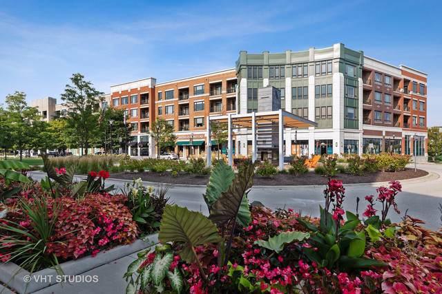 850 Village Center Drive #317, Burr Ridge, IL 60527 (MLS #10525500) :: Baz Realty Network | Keller Williams Elite