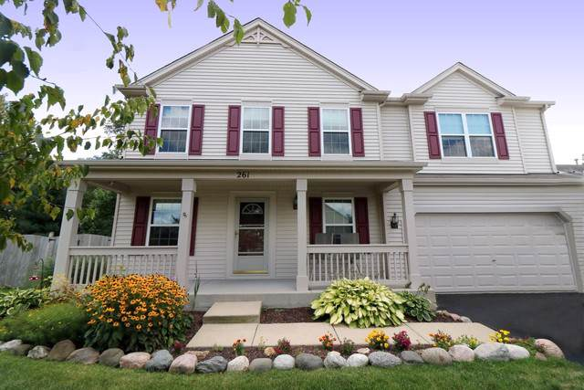 261 Nuthatch Drive, Woodstock, IL 60098 (MLS #10525764) :: Suburban Life Realty