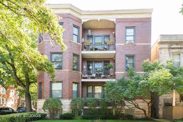 2053 W Byron Street 1E, Chicago, IL 60618 (MLS #10529383) :: The Mattz Mega Group