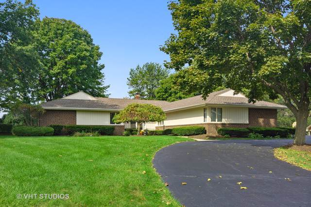 128 Colony Drive, Inverness, IL 60010 (MLS #10529986) :: The Perotti Group | Compass Real Estate