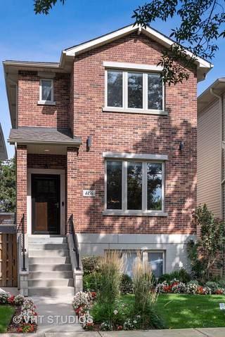 4456 W Wilson Avenue, Chicago, IL 60630 (MLS #10530593) :: Baz Realty Network | Keller Williams Elite