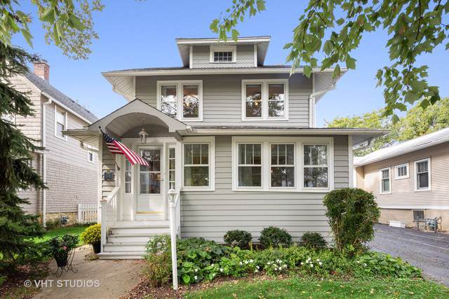 438 N Kensington Avenue, La Grange Park, IL 60526 (MLS #10533191) :: Baz Realty Network | Keller Williams Elite