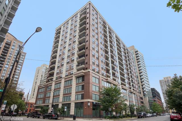 451 W Huron Street #1312, Chicago, IL 60654 (MLS #10533656) :: Touchstone Group