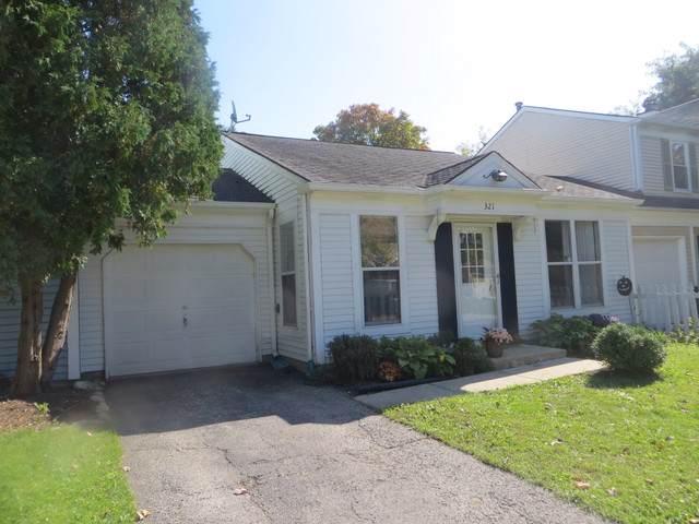 321 Golf Lane, Algonquin, IL 60102 (MLS #10535060) :: John Lyons Real Estate