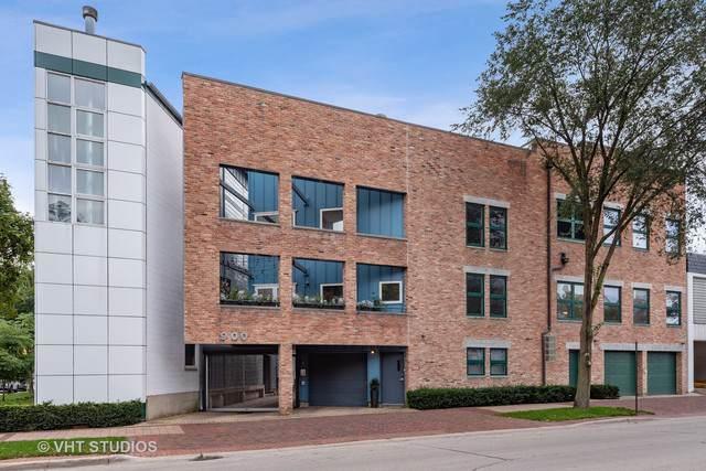 900 Grove Street #6, Evanston, IL 60201 (MLS #10535921) :: Ryan Dallas Real Estate