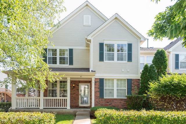 41 N Palazzo Drive, Addison, IL 60101 (MLS #10536124) :: Baz Realty Network | Keller Williams Elite