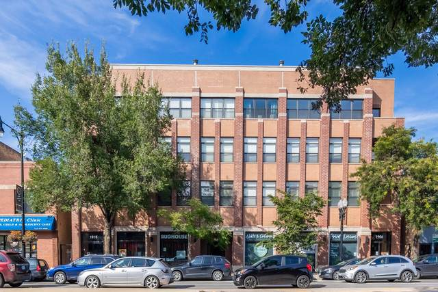 1908 W Irving Park Road #204, Chicago, IL 60613 (MLS #10539886) :: Baz Realty Network | Keller Williams Elite