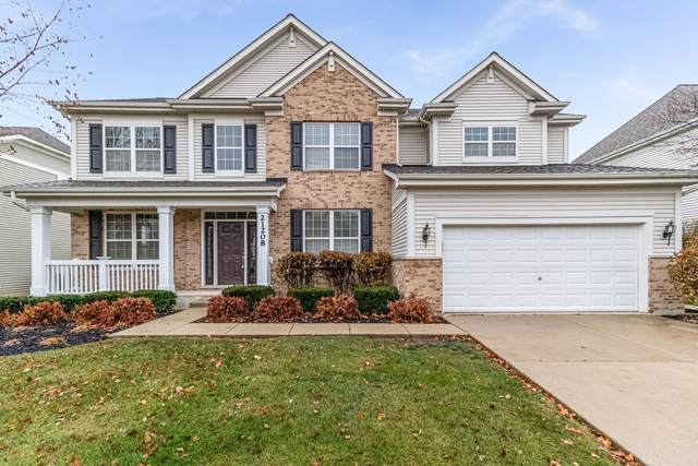 21208 S Meadowview Lane, Shorewood, IL 60404 (MLS #10539955) :: The Wexler Group at Keller Williams Preferred Realty